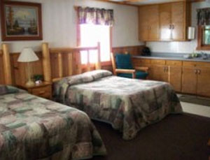 Cabins with Two Bedrooms