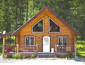 1100 Sq. Ft Cabin