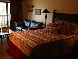 Great Bear Lodge Superior Room