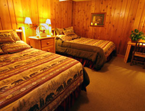 West Motel Room