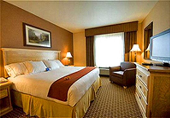 Holiday Inn Express Amp Suites Glacier National Park
