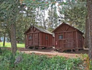 Roughrider Cabins