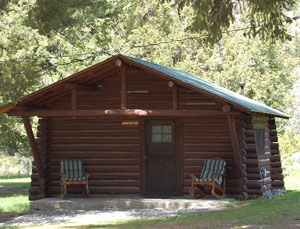 Mountain View Cabin