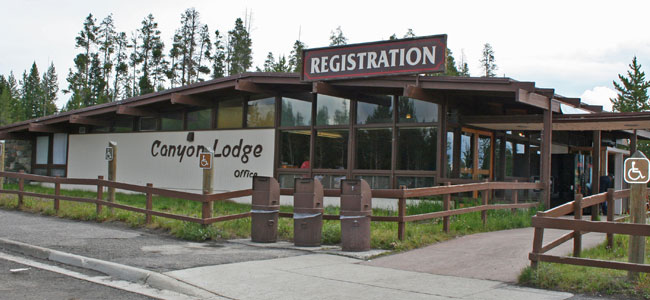 Media Gallery For Canyon Lodge And Cabins