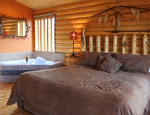 Buffalo Vista Honeymoon Suite
